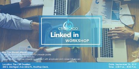 CTIChicago LinkedIn Workshop tickets