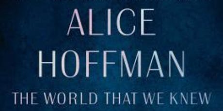 Off the Shelf with Alice Hoffman tickets