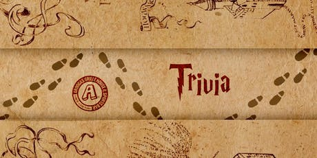 Arooga's Warwick 'Harry Potter' Trivia Night - Win Great Prizes tickets