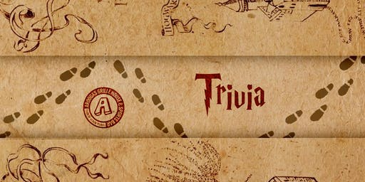 Arooga's Warwick 'Harry Potter' Trivia Night - Win Great Prizes
