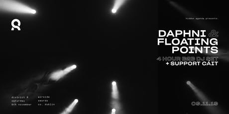 Daphni & Floating Points (4 Hour B2B DJ Set) at District 8 // tickets