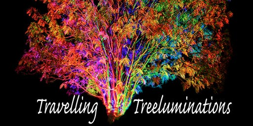 Halloween Hullabaloo & Travelling Treeluminations 2019 - Lights only !!