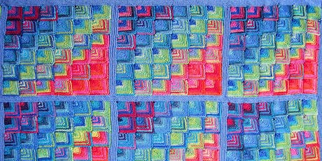 Patchwork Knitting with Fiona Morris tickets