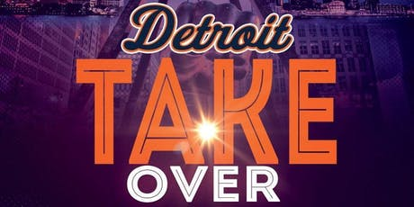 Detroit Takeover 2020 tickets