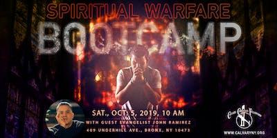 Spiritual Warfare Bootcamp for the End-times with Evangelist John Ramirez