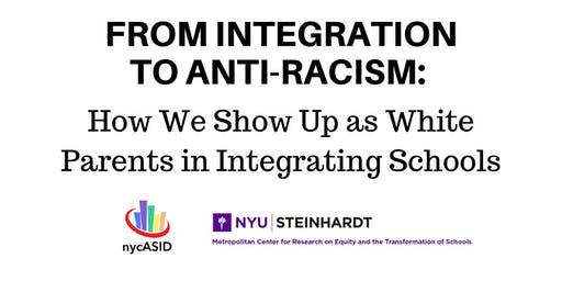 From Integration to Anti-Racism