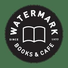 Watermark Books & Café logo