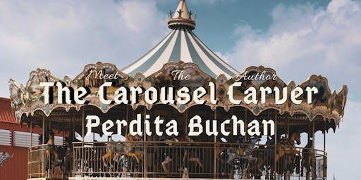 Meet The Author: Perdita Buchan, The Carousel Carver