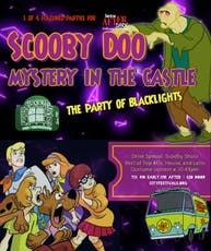 Scooby: The Halloween Glow Party tickets