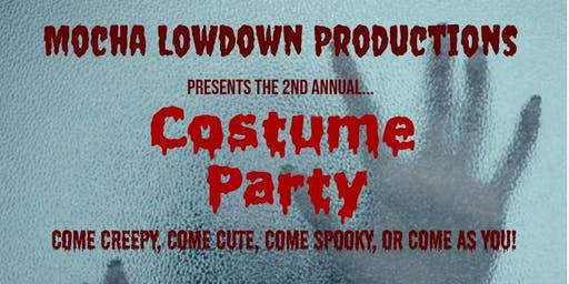 2nd Annual Mocha LowDown Costume Party