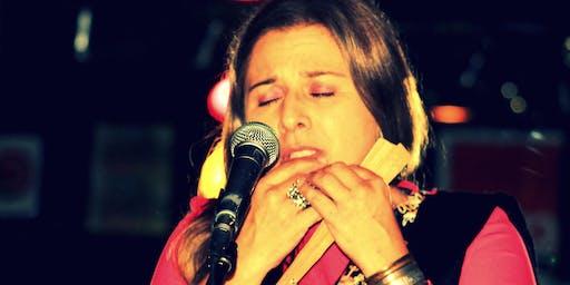 Ivonne Fuentes - Paloma Negra - Café Baobab