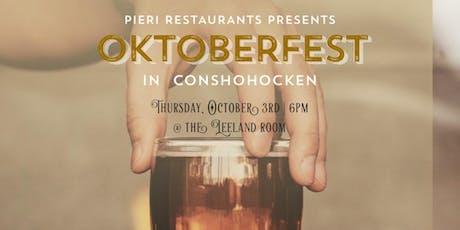 Oktoberfest in Conshohocken tickets