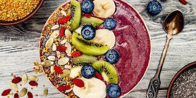 Tropical Acai Bowls