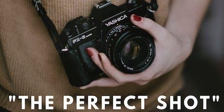 """""""The Perfect Shot"""" Fall Headshots Photoshoot (Atlanta) tickets"""