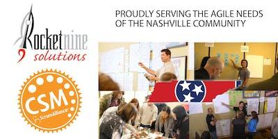 Nashville Certified Scrum Master Training (CSM) - Nov 2019