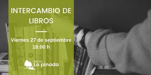 Intercambio de Libros - Barrio La Pinada