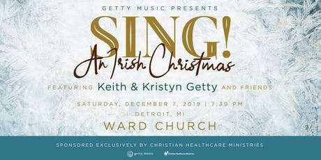 SING! An Irish Christmas - Detroit, MI tickets