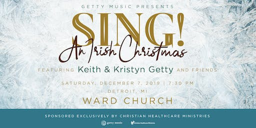 SING! An Irish Christmas - Detroit, MI