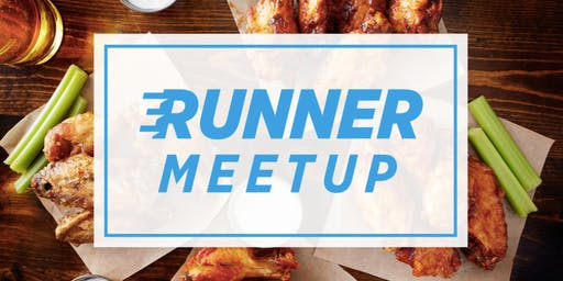 Can Food Drive + Chicken Wings Runner Meetup