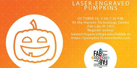Carving Pumpkins? Laser them instead! Fab Lab Workshop with laser cutters tickets