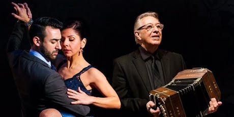THE TANGO - Raul Jaurena & Friends. Grammy Winner. tickets