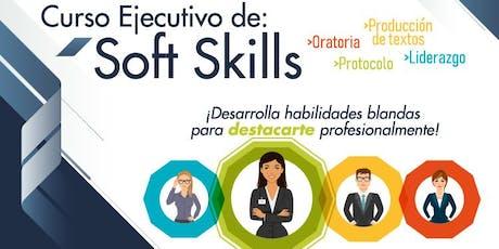 Curso ejecutivo en Soft Skills - 2da edición entradas