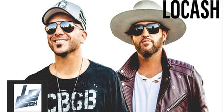LOCASH Live at Touch of Texas, Binghamton, NY tickets