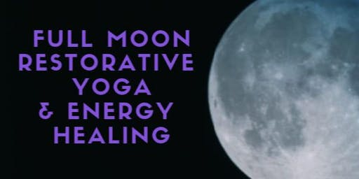 Full Moon Yoga & Energy Healing