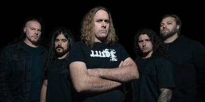 Cattle Decapitation w/ Atheist, Full Of Hell & More