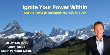 Ignite Your Power Within tickets