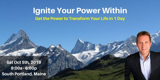 Ignite Your Power Within