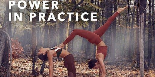 YogAerobics - Power in Practice