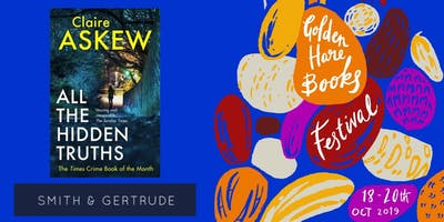 WINE & CHEESE BOOKCLUB SPECIAL: All The Hidden Truths with Claire Askew
