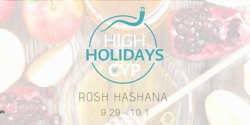 CYP Rosh Hashanah Experience