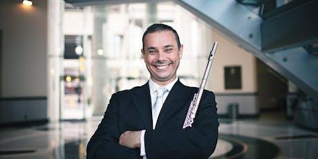 NMSO Discovery, featuring Danilo Mezzadri, Flute tickets