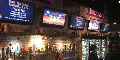 Pub Masters Trivia LIVE at World of Beer - Brandon!