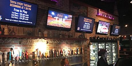 Pub Masters Trivia LIVE at World of Beer - Brandon! tickets