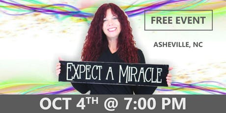 EXPECT A MIRACLE Evening with Rob & Aliss Cresswell - Asheville, NC tickets