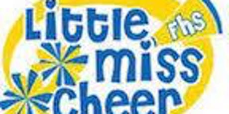 Join the Frisco High School Cheerleaders for Little Miss Cheer! tickets