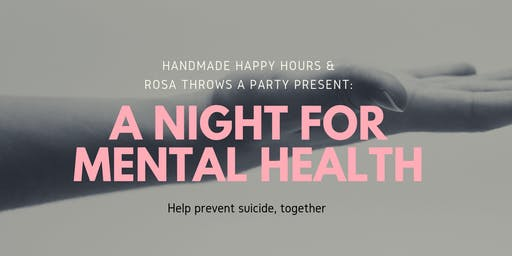 Fundraiser for Suicide Prevention