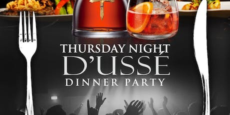 ThoseGuyz: D'usse Dinner Party at The Park at 14th tickets