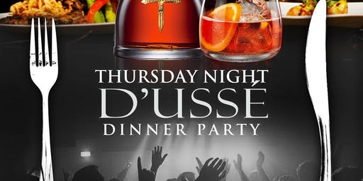 ThoseGuyz: D'usse Dinner Party at The Park at 14th