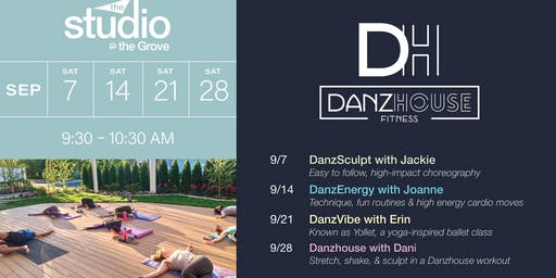 DANZhouse Fitness at The Studio