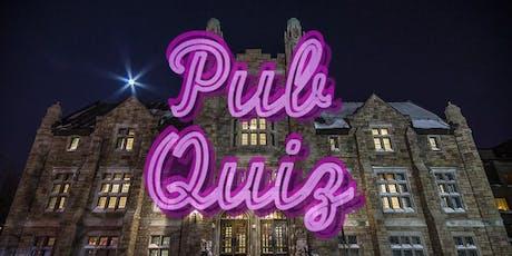 Soirée pub quiz - Pub Quiz Night tickets