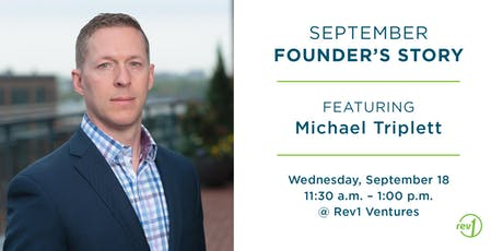 September Founder's Story |  Mike Triplett, Co-Founder and CEO of Myonexus tickets
