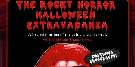 The Rocky Horror Halloween Extravaganza tickets