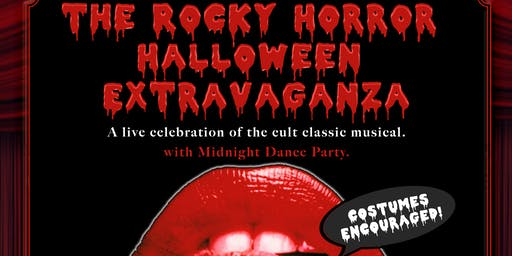 The Rocky Horror Halloween Extravaganza