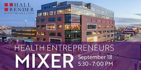 Denver Startup WeekHealth Entrepreneurs Mixer tickets