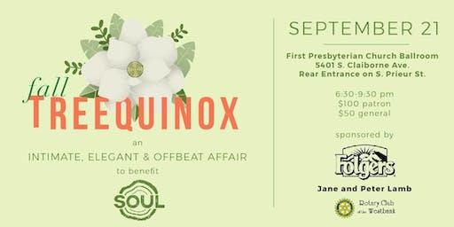 SOUL's Fall Treequinox Fundraiser