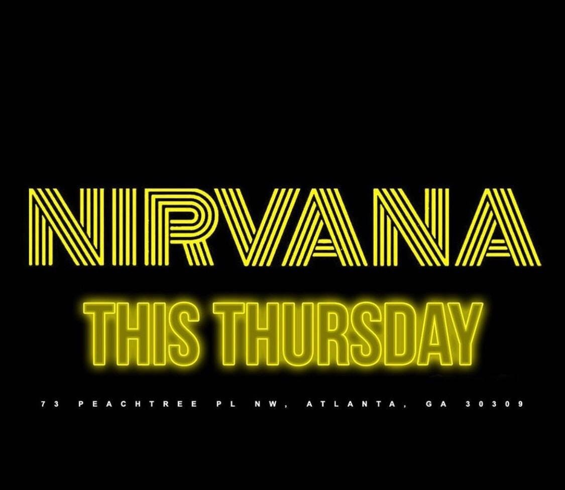 ATL's #1 THRUSDAY NIGHT Celebrity Event! Welcome 2 ATL! Every THURSDAY @ The all New NIRVANA ATL! RSVP NOW (SWIRL)